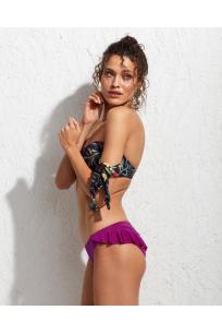Fringed Bikini Altı Purple LM17201