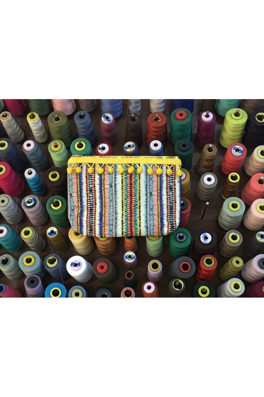 Rainbow Stripes - Y