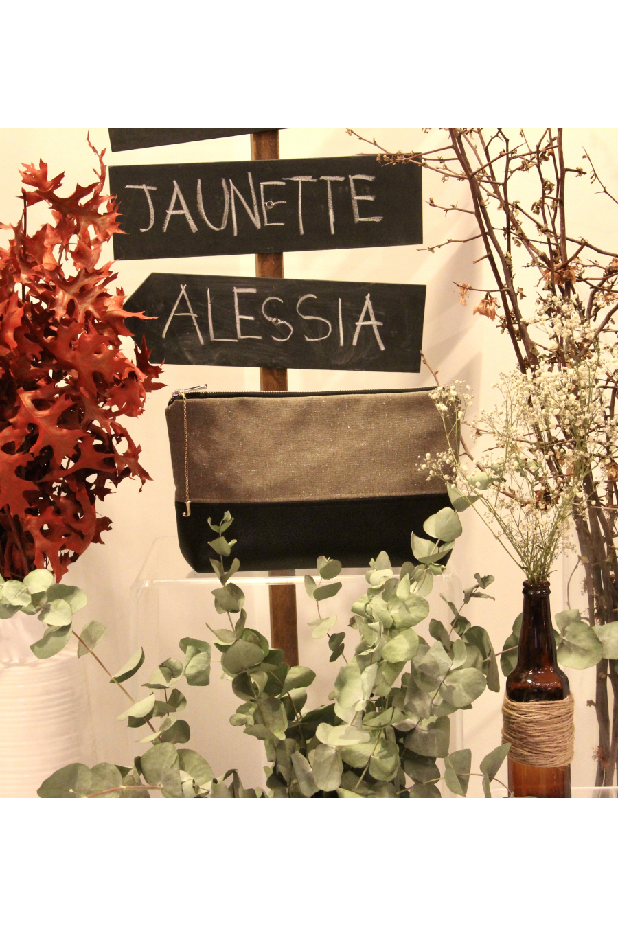 Alessia Beige
