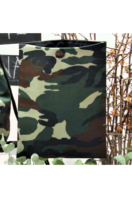 Jaunette Angelina Verde Kamuflage