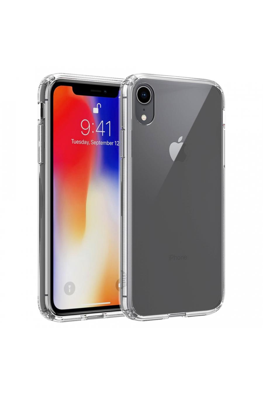 BUFF iPhone XR Air Hybrid Kılıf