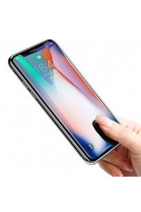 Apple iPhone X Baseus 0.2mm All-screen Arc-surface Anti-bluelight Tempered Glass
