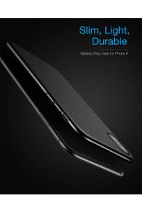 Apple iPhone X Kılıf Baseus Wing Case