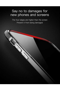 Apple iPhone X Kılıf Baseus Armor Case