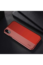 Apple iPhone X Kılıf Baseus Half to Half Backcover