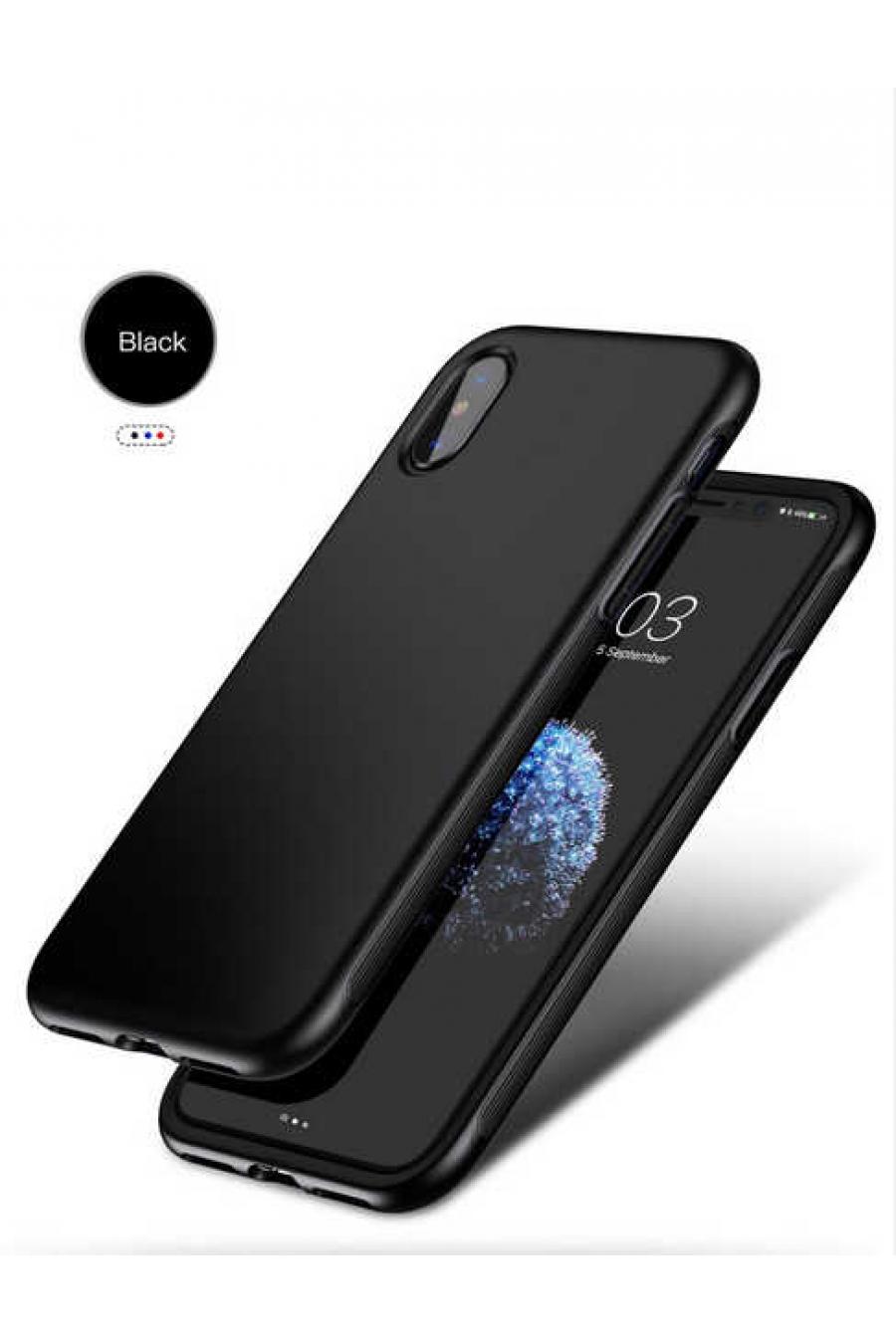 Apple iPhone X Kılıf Baseus Bumper Case