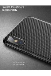 Apple iPhone X Kılıf Baseus Audio Case