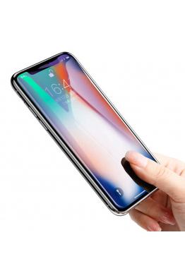 Baseus Baseus iPhone XS-X Diamond Body Blue Light Protection Ekran Koruyucu