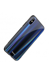 Apple iPhone X Baseus Laser Luster Case