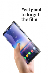 Galaxy Note 9 Baseus 0.3MM Curved-Screen Glass