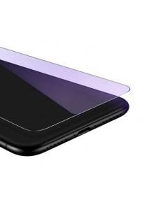 Apple iPhone XR 6.1 Baseus 0.15mm Full Glass Anti Blue Light Tempered Glass