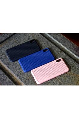 Baseus Apple iPhone XS Max 6.5 Kılıf Baseus BV Weaving Case 2. Jenerasyon