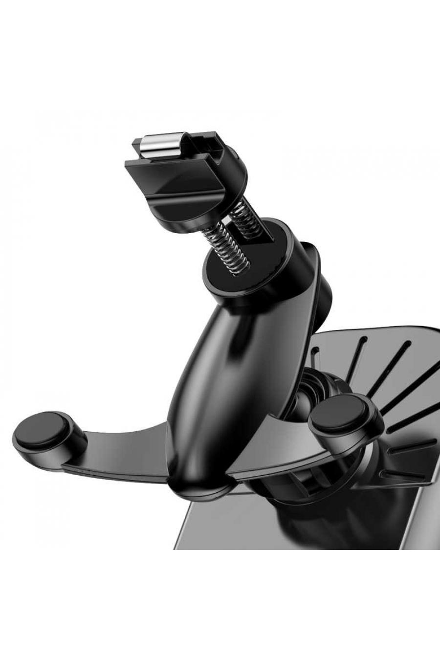 Baseus Smart Vehicle Araç Telefon Tutucu Kablosuz Şarj Aleti WXZN-01