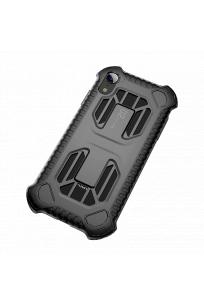 Apple iPhone XR 6.1 Kılıf Baseus Cold Front Cooling Case