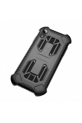 Baseus Apple iPhone XR 6.1 Kılıf Baseus Cold Front Cooling Case