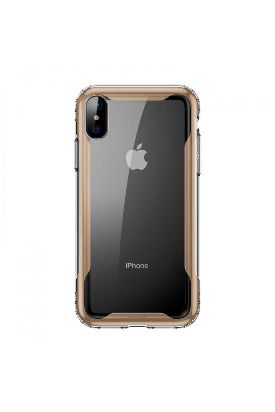 Apple iPhone XS 5.8 Kılıf Baseus Armor Case