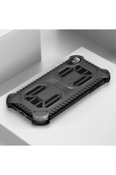 Apple iPhone XS Max 6.5 Kılıf Baseus Cold Front Cooling Case