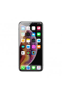Baseus Apple iPhone XS Max 6.5 Baseus 0.3mm Rigid-Edge Anti-Spy Curved-Screen Tempered Glass Screen Protect