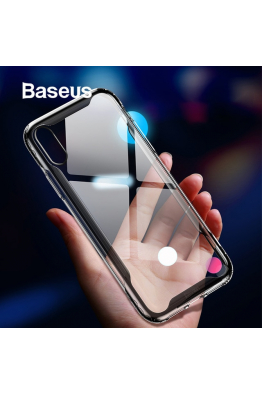 Baseus Baseus iPhone XS Max Anti Knock Silicone Kılıf