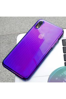 Baseus Apple iPhone XR 6.1 Kılıf Baseus Glow Case