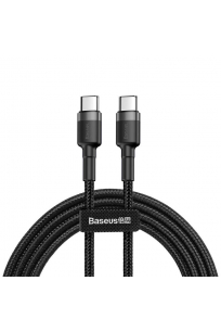 Baseus Cafule Series Type-C PD2.0 60W Flash Charge Cable (20V 3A) 2M
