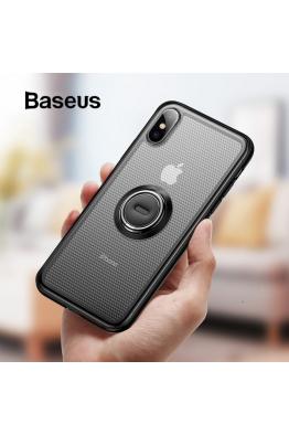 Baseus Baseus iPhone XS Max Dot Bracket Kılıf