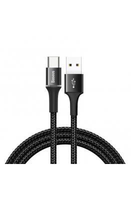 Baseus Baseus Halo Data Cable USB For Type-C 3A 1M