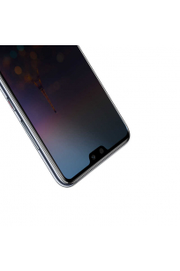 Baseus Huawei P20 Pro Anti-Spy Curved-Screen Cam Ekran Koruyucu
