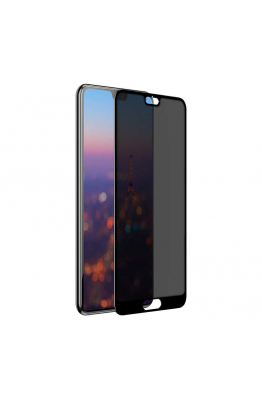 Baseus Baseus Huawei P20 Pro Anti-Spy Curved-Screen Cam Ekran Koruyucu