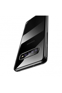 Baseus Galaxy S10 Plus Kılıf Baseus Simple Case