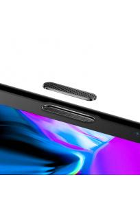 Baseus iPhone XS Max Full-Screen Curved Cam Ekran Koruyucu (Cellular Dust Prevention)
