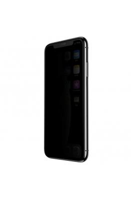 Baseus Baseus iPhone XS Max Full-Screen Privacy Cam Ekran Koruyucu (Cellular Dust Prevention)