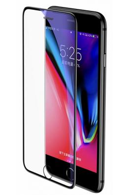 Baseus Baseus iPhone 8-7-6s-6 Plus FS Curved Cam Ekran Koruyucu (Cellular Dust Prevention)