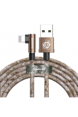 Baseus Baseus Camouflage Mobile Game Cable Usb For İP 1.5A 2M