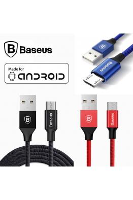 Baseus Baseus Yiven Micro USB Data ve Hızlı Şarj Kablosu 1 Metre