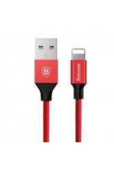 Baseus iPad iPhone Kablo USB Lightning Data ve Hızlı Şarj Kablosu 1.2 Metre