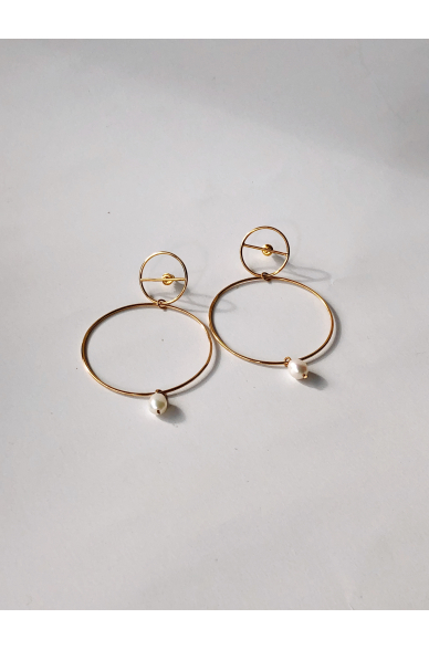 Anar Güzel Melissos Earrings
