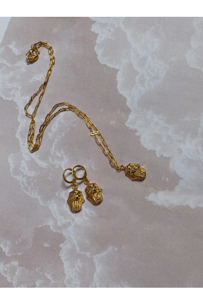 Anar Güzel Tutankhamun Necklace