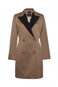 JACKET DRESS CAMEL