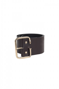 NAIL BELT BROWN