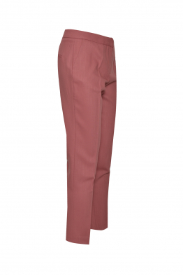 Sorbé SIGARED PLAIN DRIED ROSE PANTS