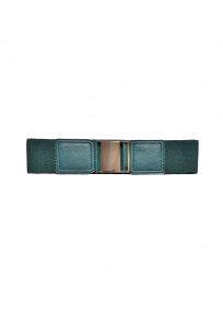 MILITARY CLIP BELT GREEN