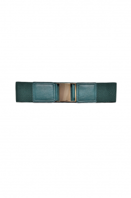 Sorbé MILITARY CLIP BELT GREEN