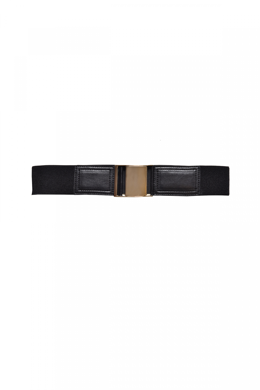 MILITARY CLIP BELT BLACK
