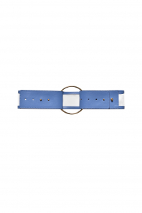 GOLDEN RING DARK BLUE BELT