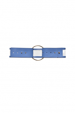 Sorbé GOLDEN RING DARK BLUE BELT