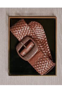 WICKER BELT