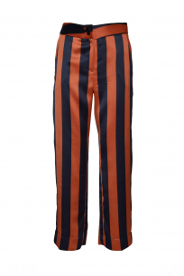 PANTS ORANGE STRIPES