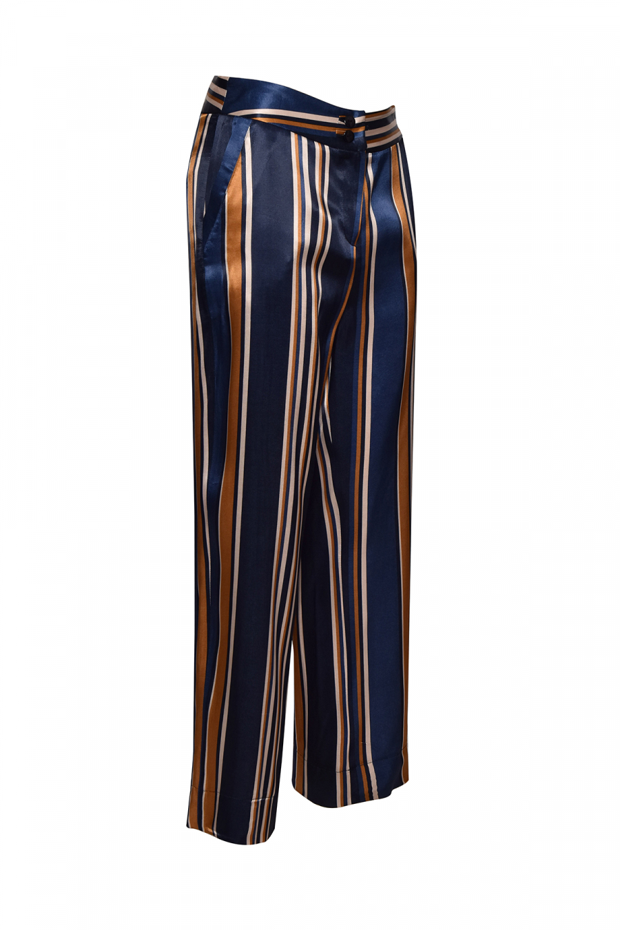 PANTS DARK BLUE STRIPES