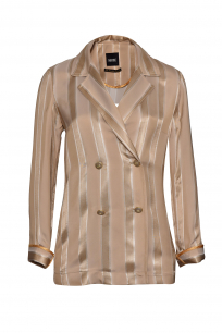 SHIRT JACKET BEIGE